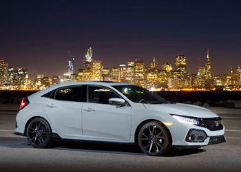 Honda Civic 5D 2018