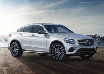 Mercedes GLC, GLC Coupe