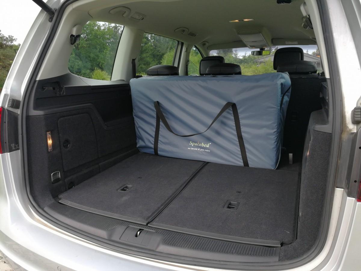 2018 Volkswagen Arteon >> Unikátní matrace SPACEBED ve voze VW Sharan