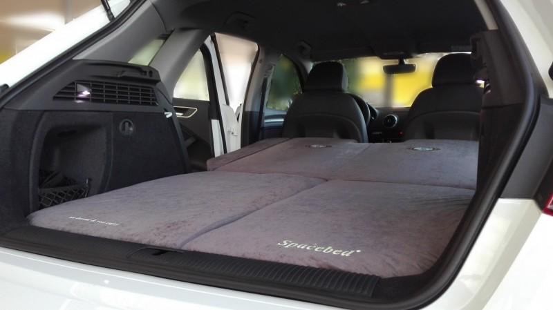 automatrace spacebed. Black Bedroom Furniture Sets. Home Design Ideas